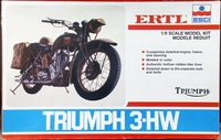 ESCI/ERTL Triumph 3-HW, 1/9th Scale