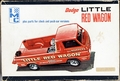 "IMC Original Issue Bill ""Maverick"" Golden 1965 Dodge A-100 Pickup, Stock or ""Little Red Wagon"" Wheelstander"