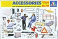 Italeri Truck Shop Accessories Figure and Tool Set