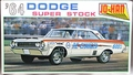 "Jo-Han ""Re-Charged"" 1964 Dodge Hardtop Super Stock"
