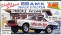 "Jo-Han Shirley Shahan ""Drag-On-Lady"" 1969 AMX Super Stock"