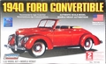 Lindberg 1/32 Scale 1940 Ford Convertible