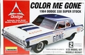 "Lindberg Roger Lindamood ""Color Me Gone"" 1964 Dodge 330 2 Door Sedan Super Stock"