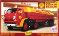 "Lindberg ""Shell"" Dodge L700 Tractor with Tanker Trailer"