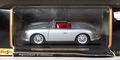 Maisto 1948 Porsche No. 1 Typ 356 Roadster, Silver with Maroon Interior