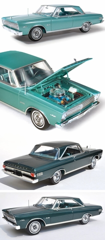Moebius 1965 Plymouth Satellite Hardtop