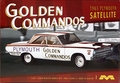 "Moebius 1965 Plymouth Satellite Hemi Hardtop, ""Golden Commandos"" Super Stock Drag"