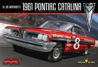 Moebius Joe Weatherly #8 1961 Pontiac Catalina Hardtop