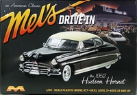 "Moebius ""Mel's Drive-In"" 1952 Hudson Hornet Coupe"
