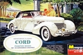Monogram 1937 Cord 812 Supercharged Convertible