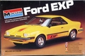 Monogram 1982 Ford EXP, 1/32 Scale