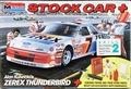 "Monogram Alan Kulwicki #7 ""Zerex"" 1990 T-Bird with Driver and Pit Accessories"