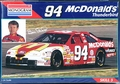"Monogram Bill Elliott #94 ""McDonald's"" 1996 T-Bird"