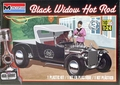 "Monogram ""Black Widow"" 1927 Ford  Custom Pickup Street Rod"