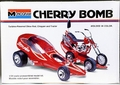 "Monogram ""Cherry Bomb"" Turbine Show Rod with Chopper and Trailer"