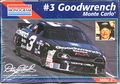 "Monogram Dale Earnhardt #3 ""Goodwrench"" 1995 Chevy Monte Carlo"