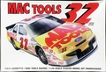 "Monogram Dale Jarrett #32 ""Mac Tools"" 1995 Ford Thunderbird Busch Grand National"