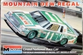 "Monogram Darrell Waltrip #11 ""Mountain Dew"" 1983 Buick Regal"