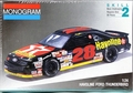 "Monogram Davey Allison #28 ""Havoline"" 1991 Ford Thunderbird"