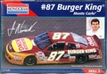 "Monogram Joe Nemechek #87 ""Burger King"" 1995 Chevy Monte Carlo"