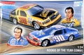 "Monogram Ken Schrader #90 ""Sunny King"" 1985 T-Bird and Alan Kulwicki #35 ""Quincy"" 1986 T-Bird - Rookie Set"