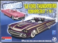 Monogram/Revell 1958 T-Bird Hardtop or Convertible, 2 'n 1 Stock or Custom