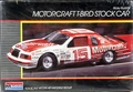 "Monogram Ricky Rudd #15 ""Motorcraft"" 1986 T-Bird"