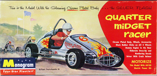 Consider, that Quarter midget decal designs