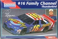 """Monogram Ted Musgrave #16 """"Family Channel"""" 1995 T-Bird"""