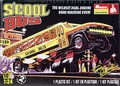 "Monogram Twin Engined ""S'Cool Bus"" Funny Car"