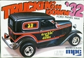"MPC 1932 Ford Panel Van Street Rod ""Truckin' On Down"""