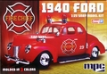 "MPC 1940 Ford Coupe ""Fire Chief"" � Snaps Together"