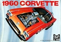 MPC 1960 Corvette Convertible or Hardtop; Stock, Drag, Modified Sports Drag, Custom, Bonneville Racer, Road Racer or Rally