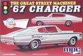 "MPC 1967 Dodge Charger ""Great Street Machines"""