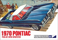 MPC 1970 Pontiac Bonneville Convertible, Stock or Custom Pickup