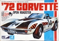 MPC 1972 Corvette Convertible 454, Stock, Drag, or Road Racer