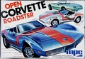 MPC 1975 Corvette Convertible, Stock, Drag or Street Machine, Original Issue