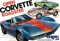 MPC 1975 Corvette Convertible, Stock, Street Machine or Drag