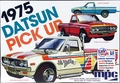 MPC 1975 Datsun Pickup, Stock, Street Machine or Off Road Racer