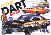MPC 1975 Dodge Dart Sport - Stock, Street Machine or Drag