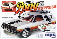 "MPC 1979 Ford Pinto Station Wagon, Stock Station Wagon with Windows or ""Pony Express"" Mini Van (Sedan Delivery)"