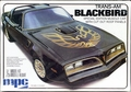 MPC 1977/1978 Firebird Trans Am Blackbird