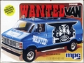 "MPC 1980 Dodge Van, Stock or ""Wanted!"" Custom Van"