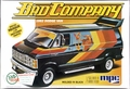 "MPC 1982 Dodge Van, Stock or ""Bad Company"" Custom"
