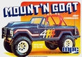 "MPC 1982 Jeep Commando ""Mount'N Goat"""