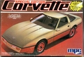 MPC 1984 Corvette Coupe Special Edition, Molded in Gold Metallic, Stock or Custom