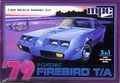 MPC 1979 Pontiac Firebird Trans Am, Stock, Street Machine or Competition