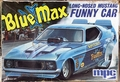 "MPC ""Blue Max"" 1972 Mustang Funny Car, Original Issue"