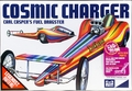 "MPC Carl Casper ""Cosmic Charger"" Fuel Dragster"