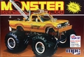 "MPC Datsun ""Scavenger"" Pickup Wrecker Monster Truck"